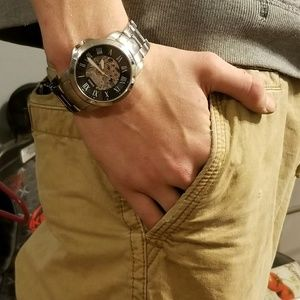 Fossil ME3103P Watch